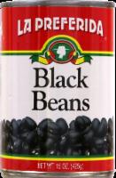La Preferida Black Beans - 15 oz