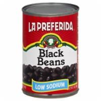 La Preferida Low Sodium Black Beans