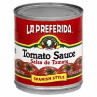 La Preferida Spanish Style Tomato Sauce