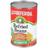 La Preferida Authentic Refried Beans