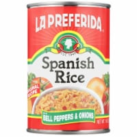 La Preferida Original Recipe Spanish Rice with Bell Peppers & Onions - 15 oz