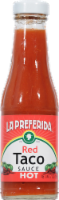La Preferida Red Taco Hot Sauce