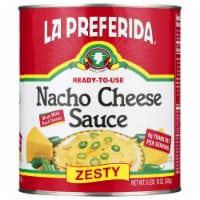 La Preferida Zesty Nacho Cheese Sauce - 6 lb