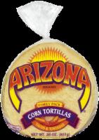 AriZona Brand Corn Tortillas 60 Count