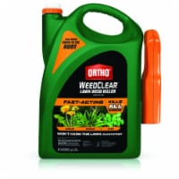 Ortho WeedClear 1 Gal. Ready To Use Trigger Spray Northern Lawn Weed Killer - 1 Gal.