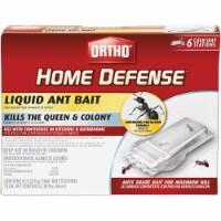 Scotts Ortho Roundup 217230 Home Defense Liquid Ant Bait - Pack of 6