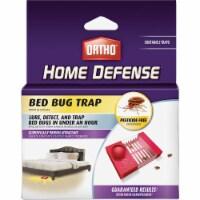 Ortho Home Defense Glue Bedbug Trap (2-Pack) 0465705 - 1