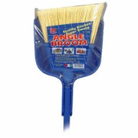 Howard Berger 1123DP Angle Broom Small With Dust Pan - 1