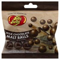 Jelly Belly Milk Chocolate Malt Balls - 2.3 Oz
