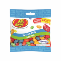Jelly Belly Sugar-Free Sours Jelly Beans