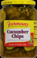 Farman's Cucumber Chips