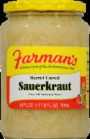 Farman's Sauerkraut
