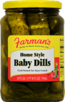 Farman's Home Style Baby Dills