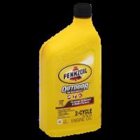 Pennzoil® Premium Outdoor 2-Cycle Engine Oil - 1 qt