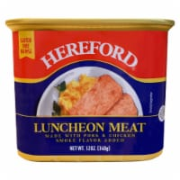 Hereford Luncheon Meat - 12 oz