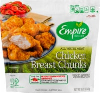 Empire Kosher Breaded Chicken Breast Chunks