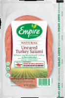 Empire Kosher Uncured Turkey Salami Lunch Meat
