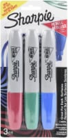 Sharpie® Metallic Permanent Markers - Ruby/Emerald/Sapphire - 3 pk