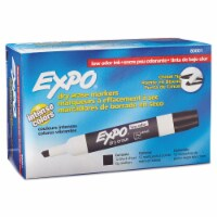 Expo Dry Erase Marker,Chisel,PK12  80001 - 1