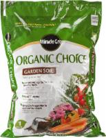 Miracle-Gro® Organic Choice® Garden Soil - 1 cu ft