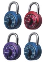 Master Lock Anti Shim Combination Lock - Assorted