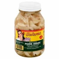 Dolores Pickled Pork Rinds