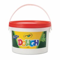 Crayola. 570015038 Modeling Dough  Red  3 lbs