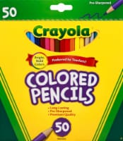 Crayola Pre-Sharpened Colored Pencils