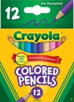 Crayola Sharpened Colored Pencils - Assorted