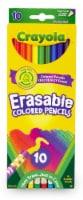 Crayola Erasable Colored Pencils - 10 Count