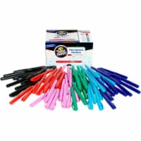 Crayola CYO586598 Take NotePermanent Marker Classpack - Assorted Color - Pack of 80