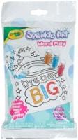 Crayola Sprinkle Art Activity Kit-Word Play - 1