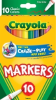 Crayola Classic Colors Fine Line Markers