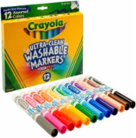Crayola Ultra Clean Washable Markers