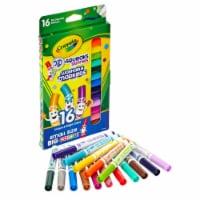Crayola Pipsqueaks Washable Markers - 16 pk
