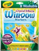 Crayola Crystal Effects Window Marker