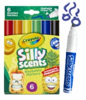 Crayola Silly Scents Chisel Tip Scented Markers