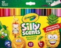 Crayola Silly Scents Chisel Tip Markers