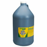 Crayola Gallon Size Washable Paint - 1 gal - 1 Each - Red