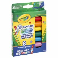 Crayola® Pip-Squeaks® Washable Markers - 8 pk
