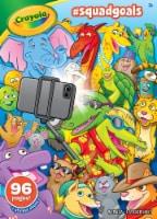 Crayola #squadgoals Coloring Book
