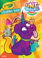 Crayola Uni-Creatures! Coloring Book