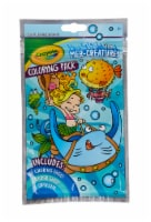 Crayola Mer-Creatures Coloring Pack