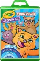 Crayola Squad Goals Coloring Case