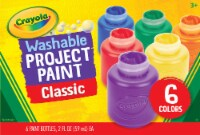 Crayola Washable Classic Project Paint