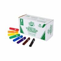 Crayola BIN818123 Washable Tripod Grip Markers