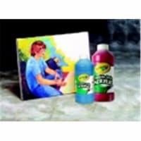 Crayola Portfolio Non-Toxic Acrylic Paint - 1 Pt. Squeeze Bottle, Burnt Sienna - 1