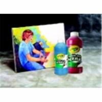 Crayola Portfolio Non-Toxic Acrylic Paint - 1 Pt. Squeeze Bottle, Phthalocyanine Blue - 1