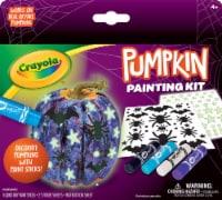 Crayola Galaxy Pumpkin Painting Kit - 1 ct