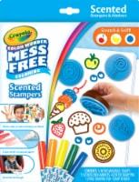 Crayola Color Wonder Scented Stamps & Markers Set - 23 pc